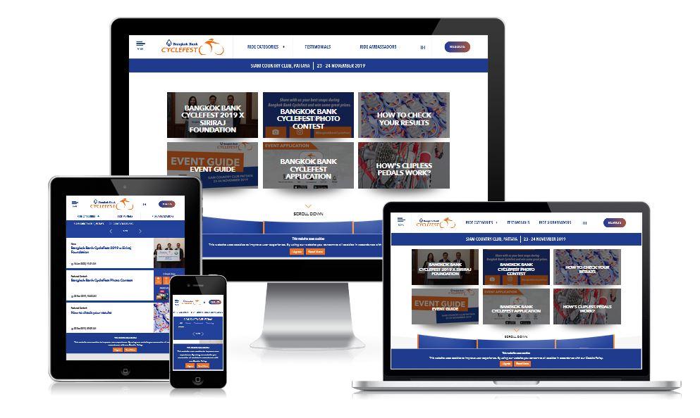 Event Website Designing Events Website Design Company Portfolio web development