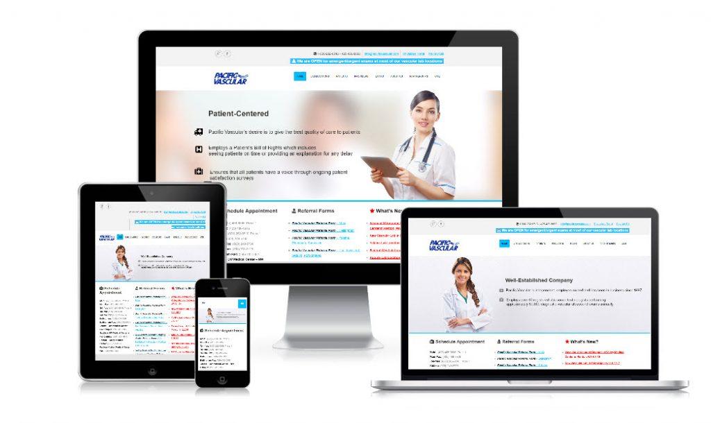 Doctor Website Designs Medical Web Design Services websites for doctors