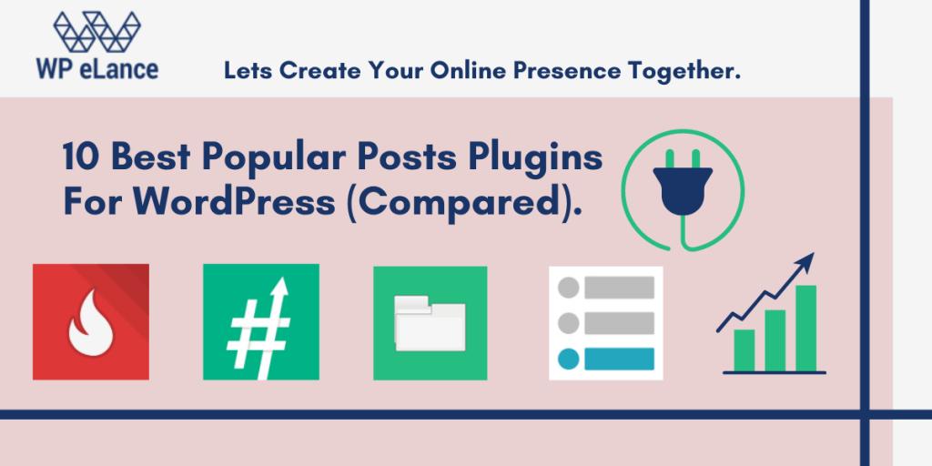 10 Best Popular Posts Plugins for WordPress