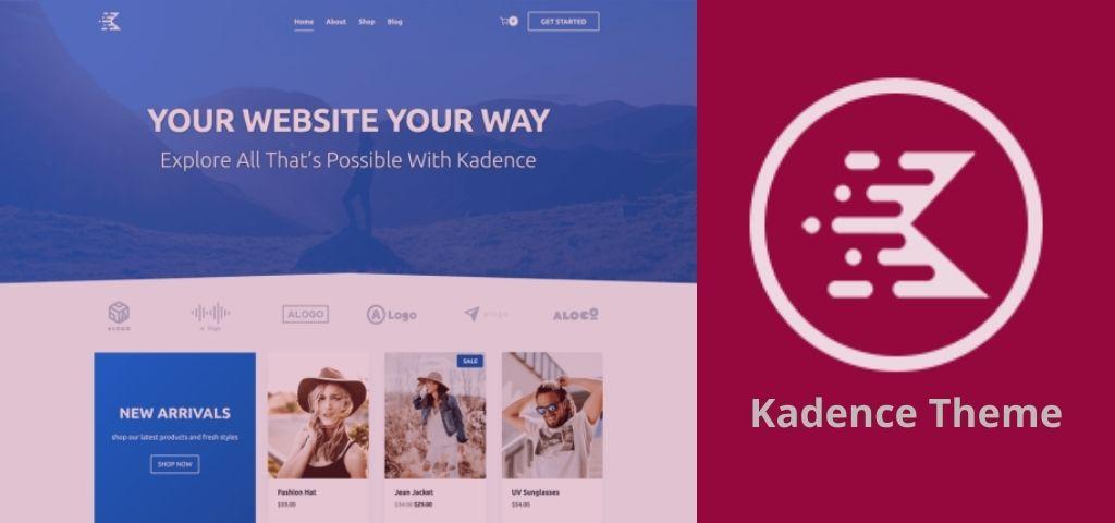 WordPress Kadence Theme